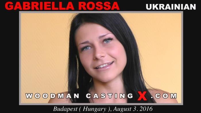 WoodmanCastingX.com: Casting X 8895 Starring: Gabriella Rossa