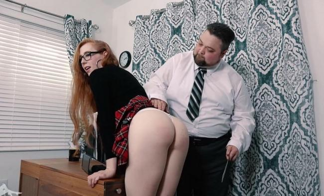 Manyvids: Horny Girl Punished By Principal Starring: Shiri Allwood
