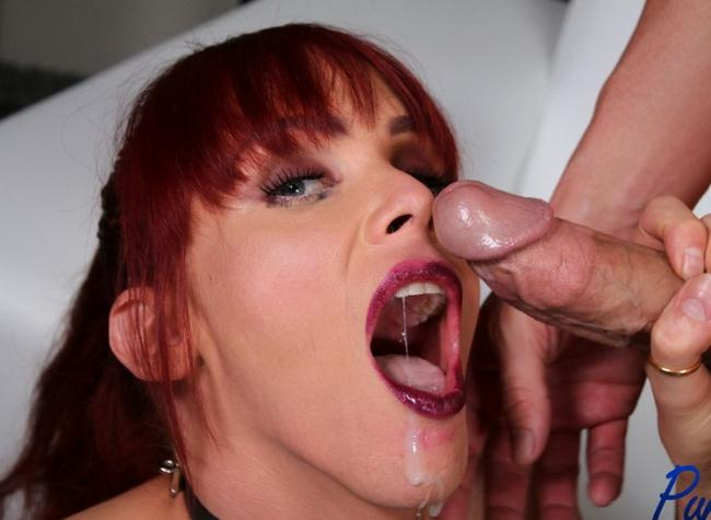 Pure-TS.com: Dominatrix Staci Wants to Be Fucked Hard After a Session Starring: Staci Miguire