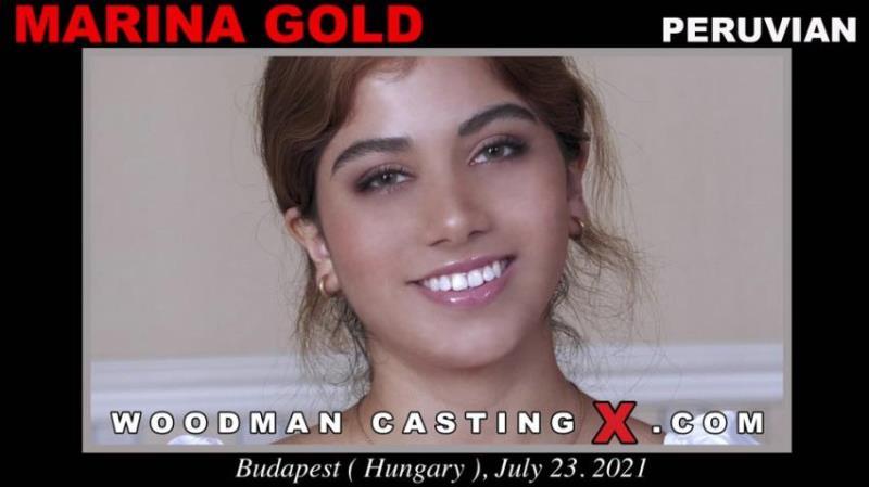 Marina Gold - Marina Gold *UPDATED* [WoodmanCastingX.com / SD 540p]