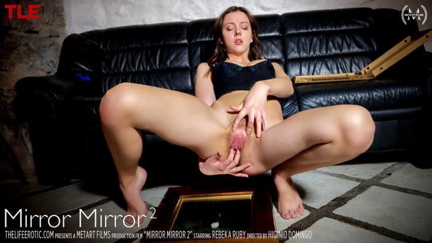 Rebeka Ruby ~ Mirror Mirror 2 ~ MetArt.com / TheLifeErotic.com ~ FullHD 1080p - September 13, 2021